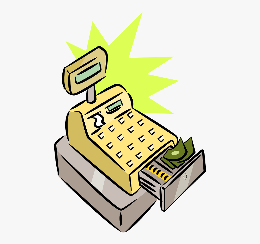 Cash Register Clipart Free, Transparent Clipart
