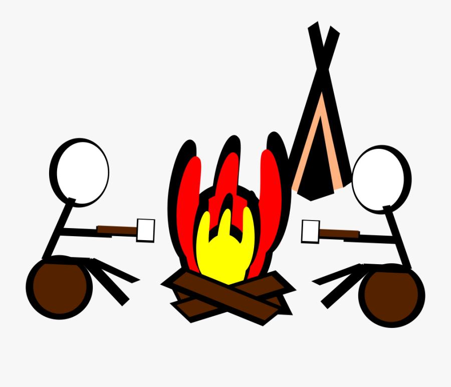 Camp Svg Clip Arts - Camping, Transparent Clipart