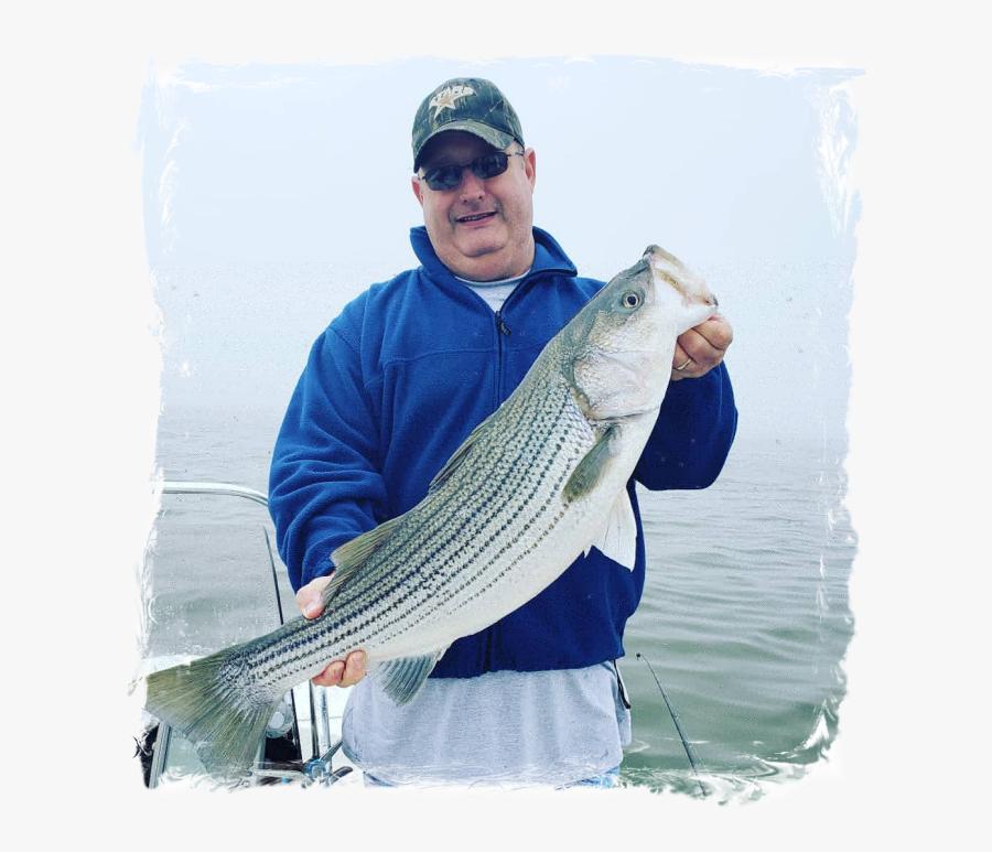Lake Texoma Fishing Guide - Jigging, Transparent Clipart
