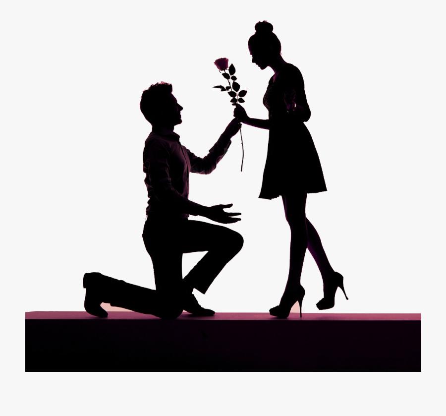 Transparent People Kissing Clipart - Relationship Love Couple Art, Transparent Clipart