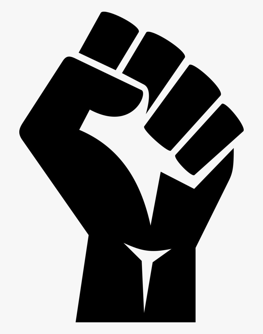 Transparent Power Fist Free Transparent Clipart Clipartkey