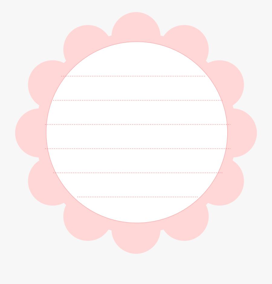 Life Clipart Scrapbook - Circle, Transparent Clipart