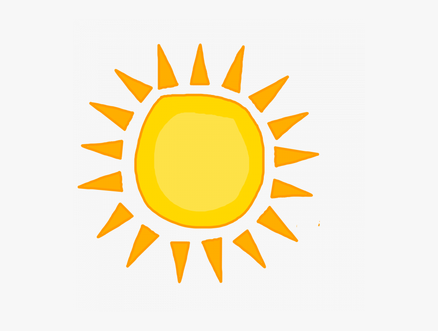 Summer Store Hours Begin On Monday, June 19th Clipart - Sun Clipart Png, Transparent Clipart