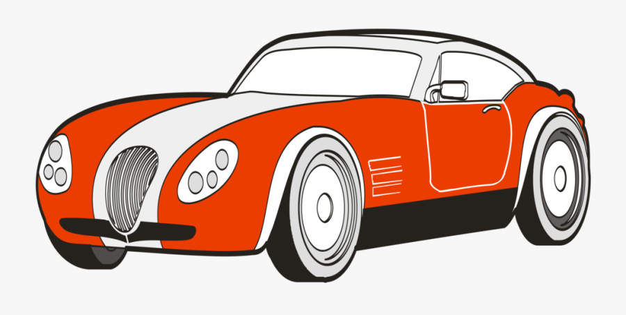 Classic Car,car,brand - Vintage Sports Car Clipart, Transparent Clipart