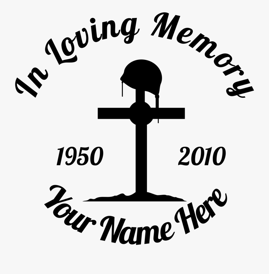 Baby Svg Loving Memory - Loving Memory With Feet Svg, Transparent Clipart