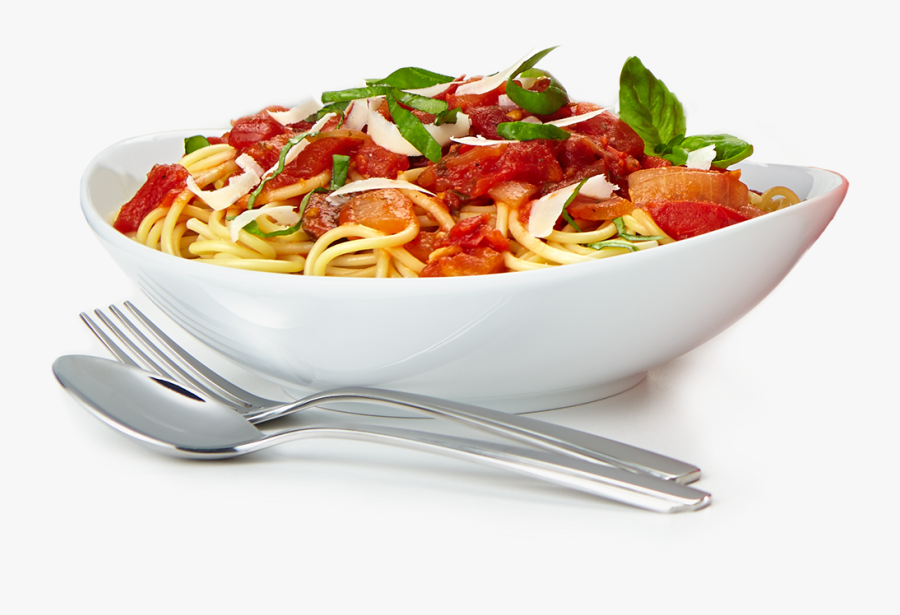Plate Of Spaghetti Png - Pasta Png, Transparent Clipart