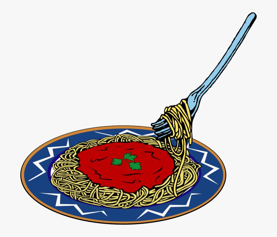 Spaghetti Clipart, Transparent Clipart