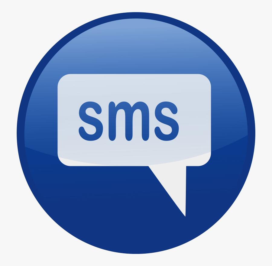 Communicator - Clipart - Sms Clipart, Transparent Clipart