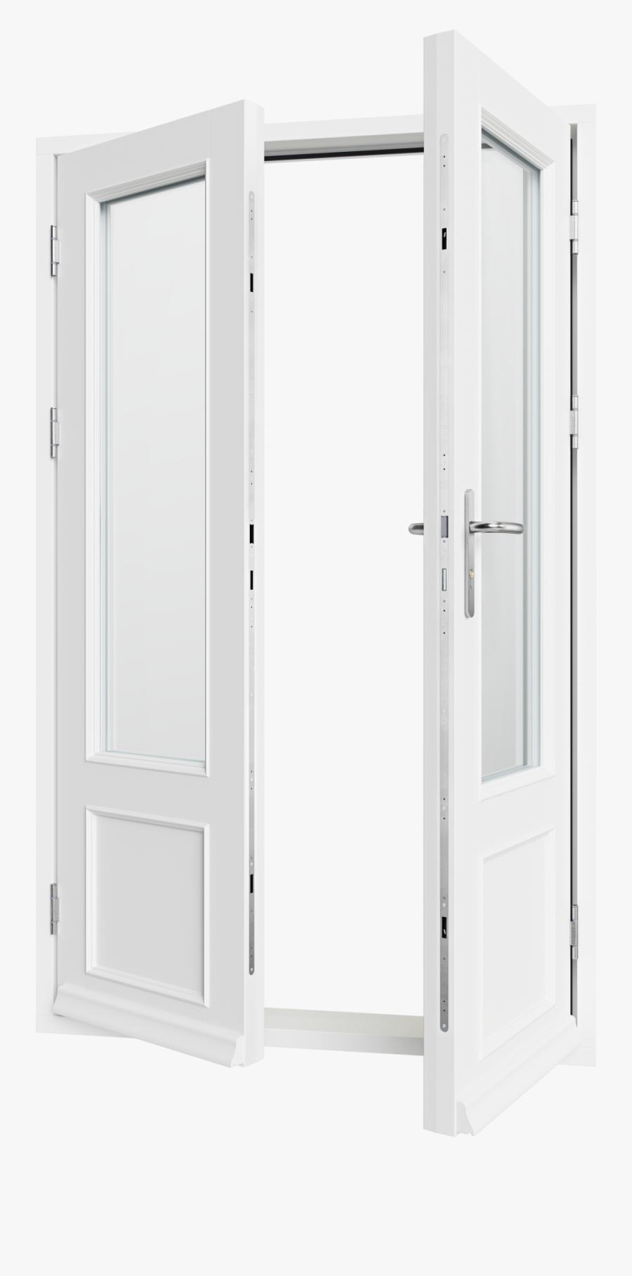 Timber Doors Schnauber - Victorian Terrace House French Doors, Transparent Clipart