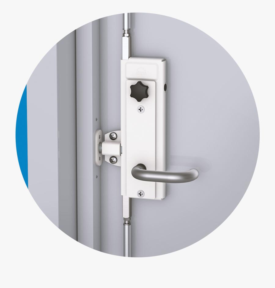 Transparent Open Double Door Clipart - Door, Transparent Clipart