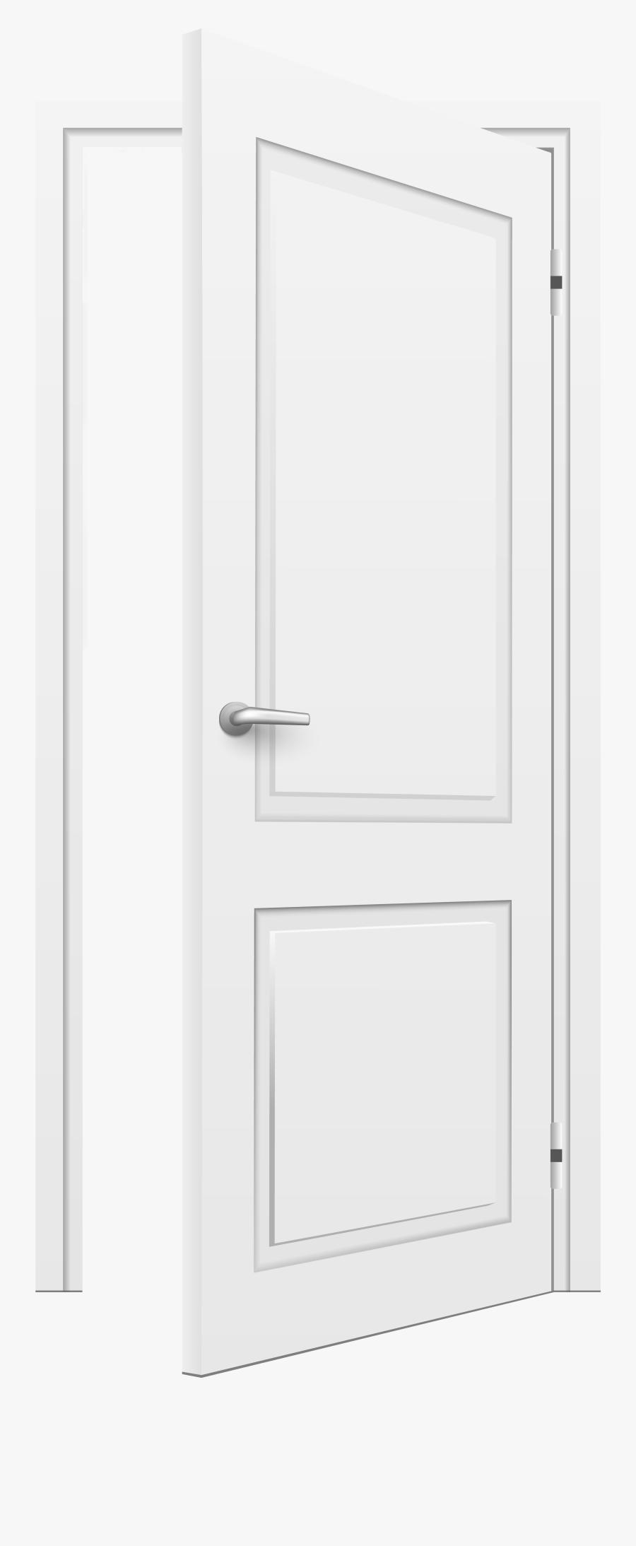 Transparent Door Clip Art - Open Door Png Transparent, Transparent Clipart