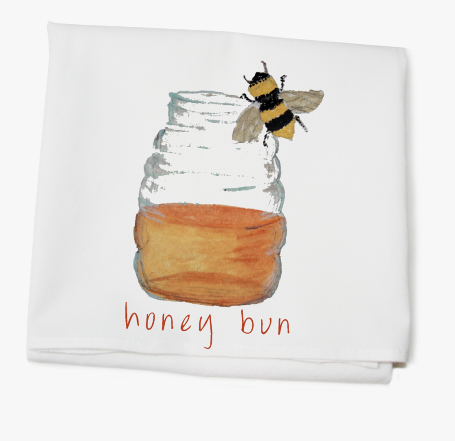 Transparent Honey Pot Clipart - Bumblebee, Transparent Clipart