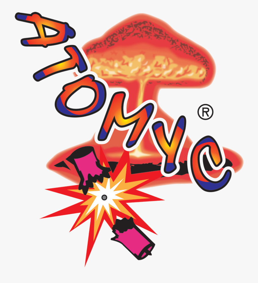 Fireworks Clipart , Png Download - Atomyc Di Blasio Elio, Transparent Clipart