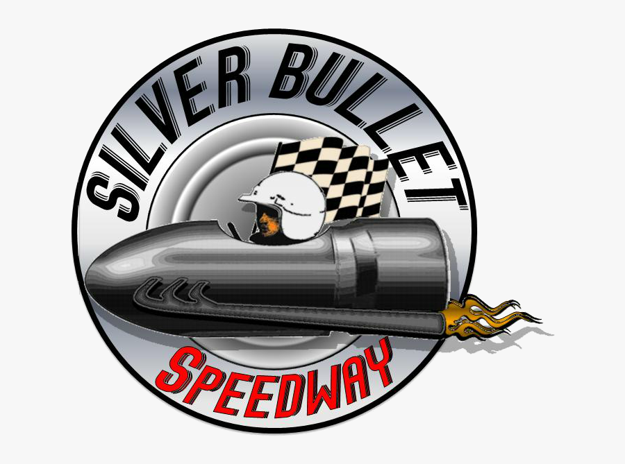 Silver Bullet Speedway Clipart , Png Download - Silver Bullet Speedway, Transparent Clipart