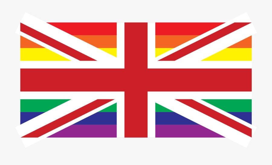 Union Jack Flag To Print, Transparent Clipart