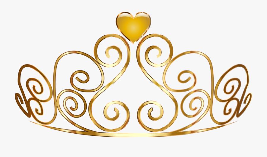 Transparent Background Queen Crown Clipart, Transparent Clipart