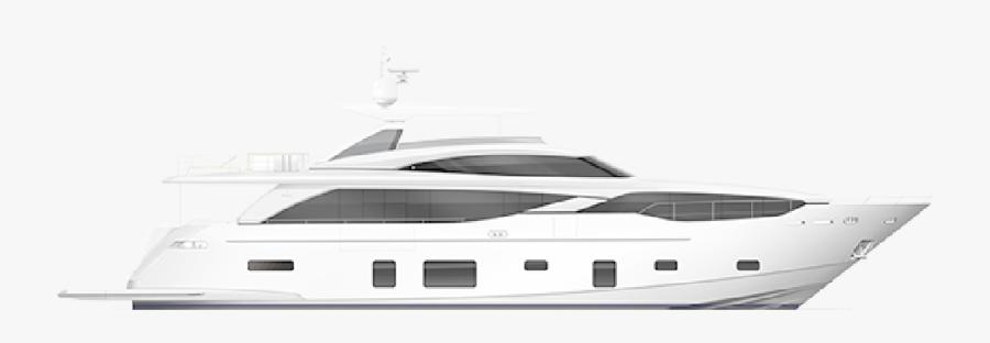 Princess 30m - Luxury Yacht, Transparent Clipart