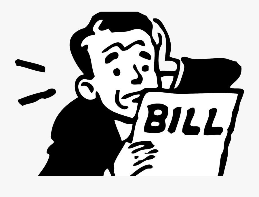 Do You Pay That Medical Bill - Bill Clip Art, Transparent Clipart