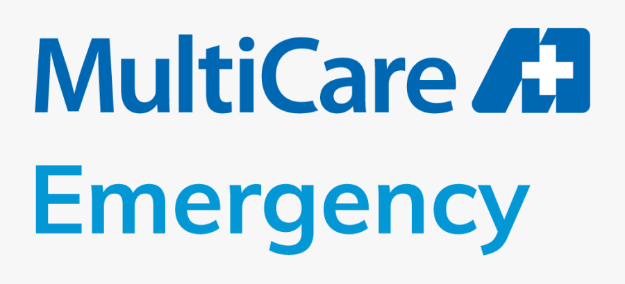 Multicare Emergency - Multicare Health System, Transparent Clipart