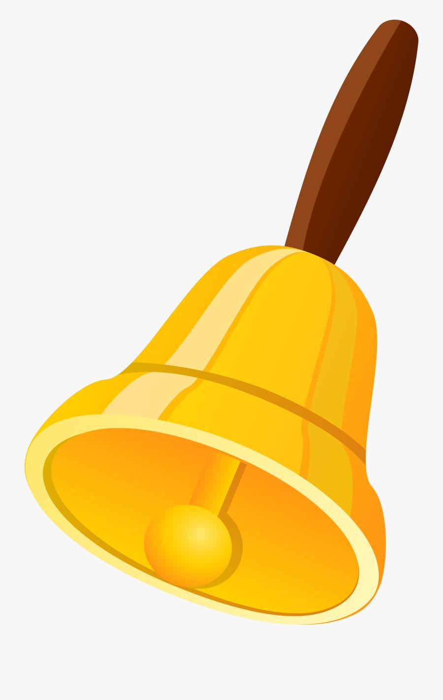 School Bell Clip Art Transparent Background Bell Clipart Free Transparent Clipart Clipartkey