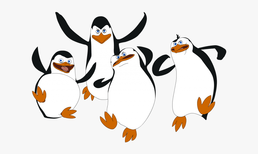 Penguins Of Madagascar Png High-quality Image - Penguins Of Madagascar Drawing, Transparent Clipart