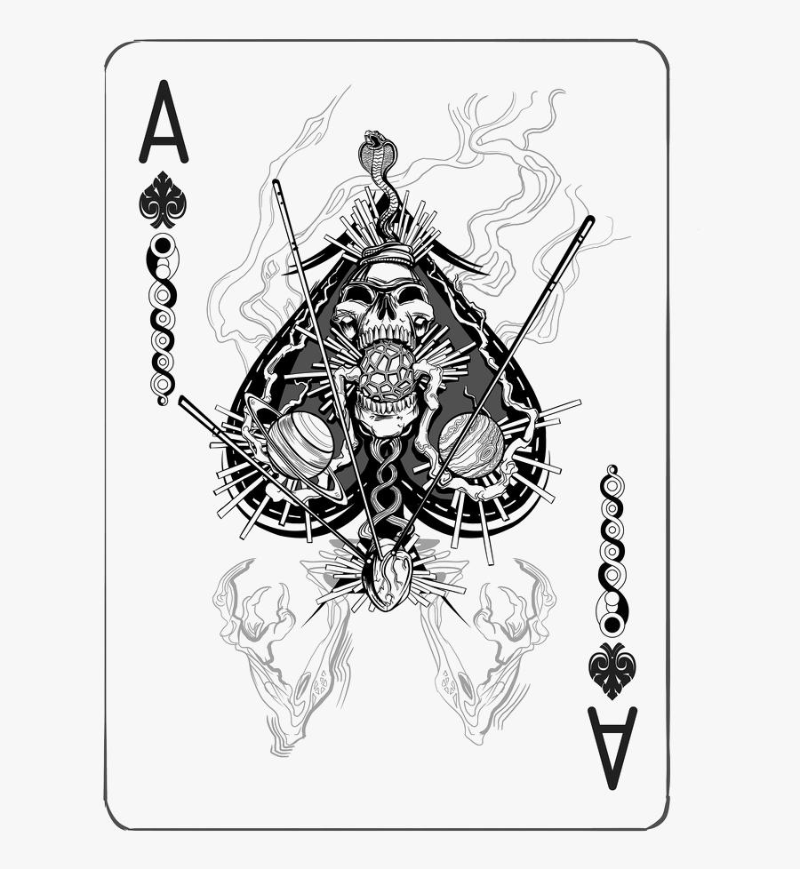 Ace Card Png Image - Hand You Re Dealt Quotes, Transparent Clipart