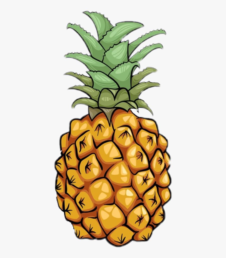 Pineapple Pd Freetoedit - Pineapple Fruit Clipart, Transparent Clipart