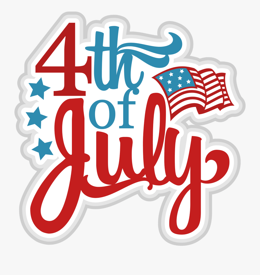 Independence Day Fourth Of July Parade Picnic Happy - Happy 4th Of July Png, Transparent Clipart