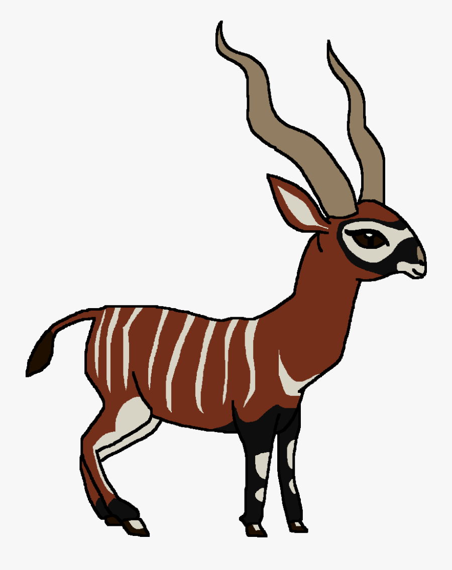 Thomson&#039 - S Gazelle - Deer, Transparent Clipart