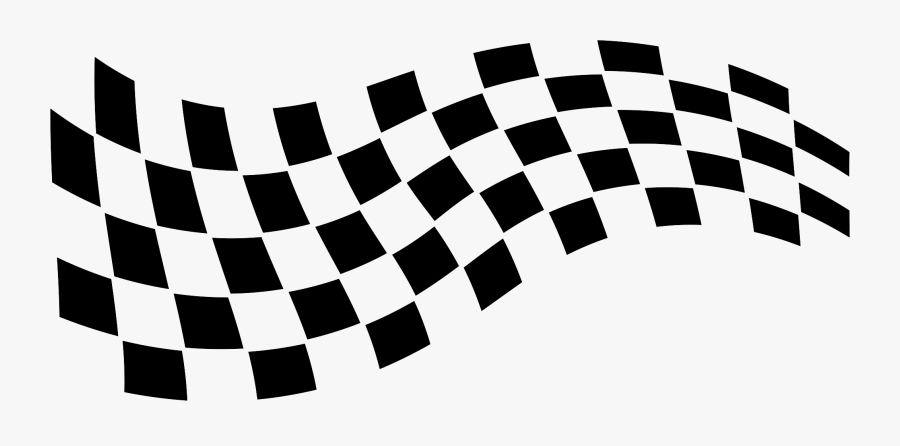 Racing Flags Formula One Clip Art - Car Race Flag Png , Free ...