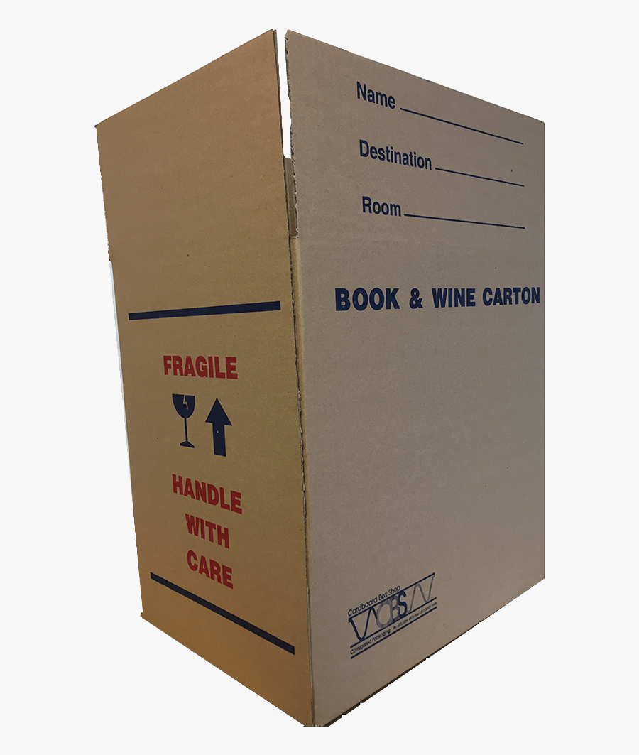 Cartons Boxes Archives Cardboard - Book Wine Cartons, Transparent Clipart