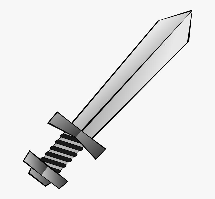 Toy Sword - Sword Clipart, Transparent Clipart