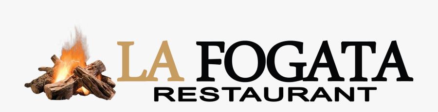 La Fogata Restaurante - Restaurante La Fogata Logo, Transparent Clipart