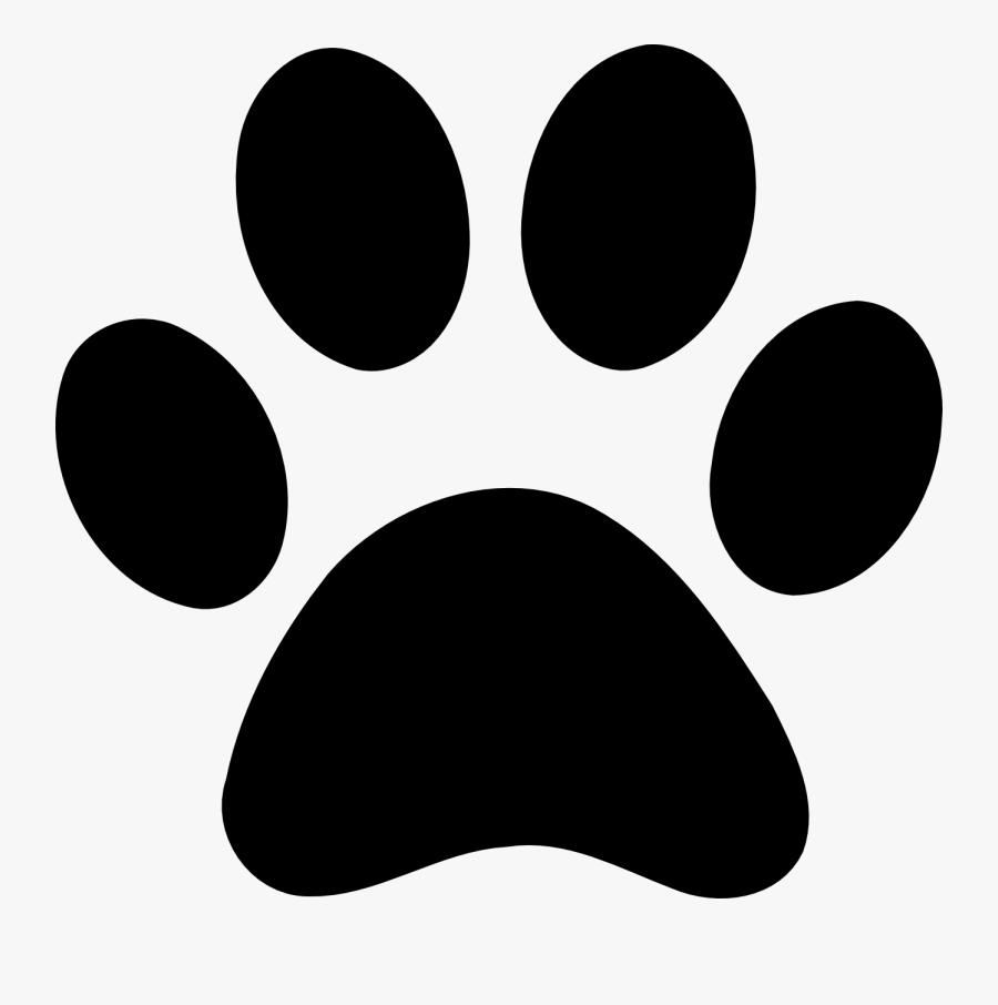 Dog Training Collars Stop Bad Behavior Of Your Pet - Paw Prints, Transparent Clipart