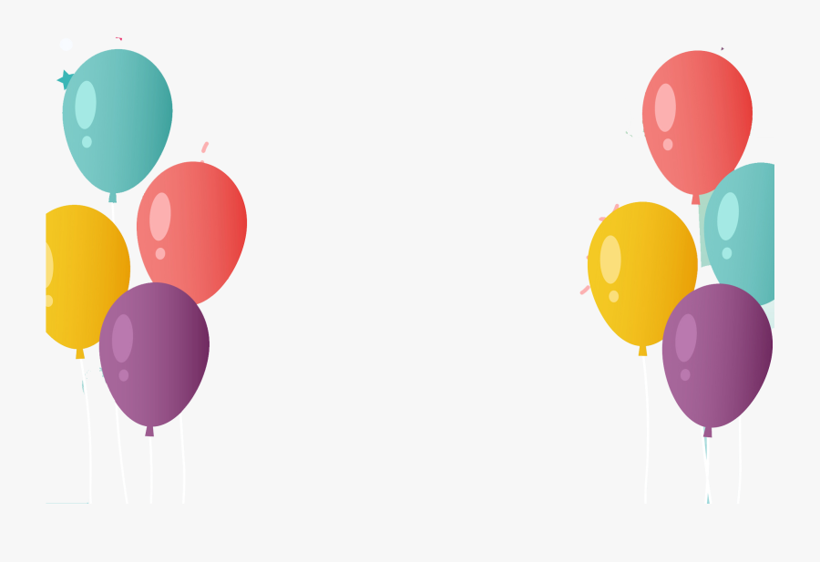 Happy Birthday Balloons Png Clipart , Png Download - Twitter Birthday Balloons Png, Transparent Clipart