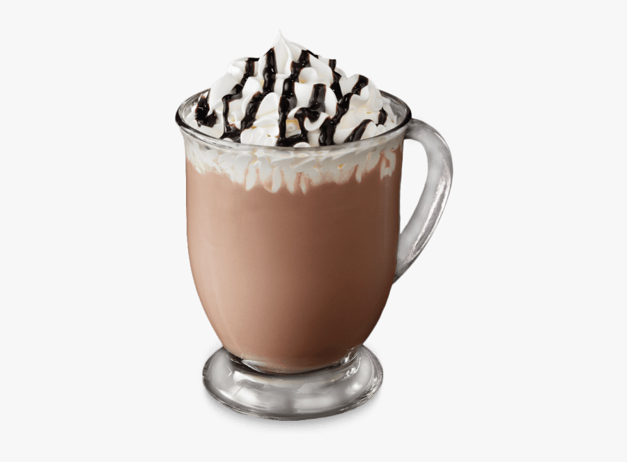 Hot Chocolate White Background, Transparent Clipart