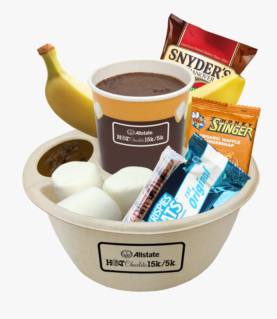 Hot Chocolate Race Finishers Cup Includes Chocolate - Allstate Hot Chocolate Run, Transparent Clipart