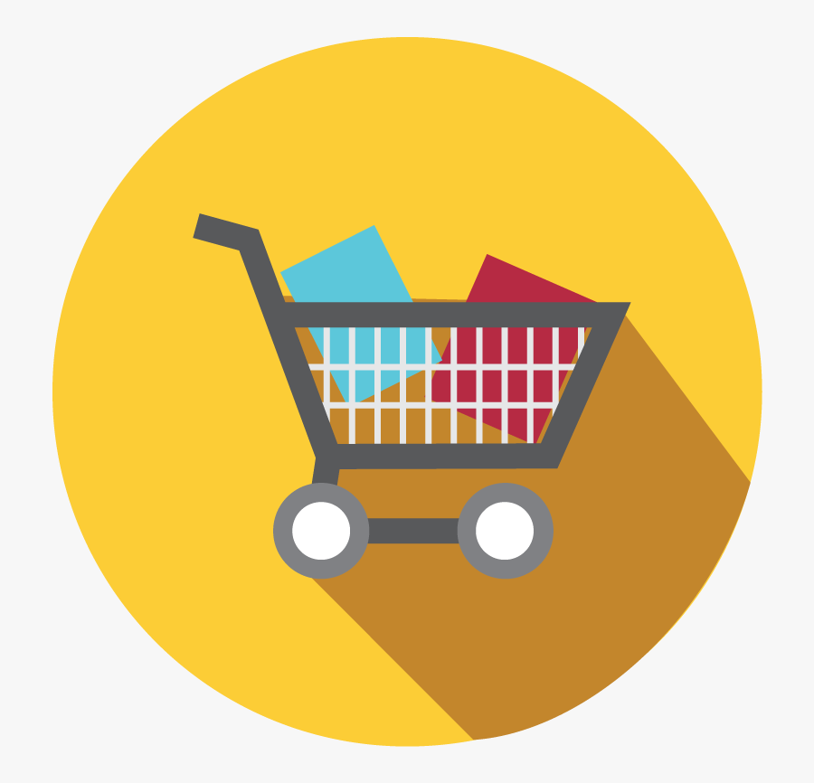 Coupon Clipart E Shopping Cart - Online Shopping Apps In The Philippines, Transparent Clipart