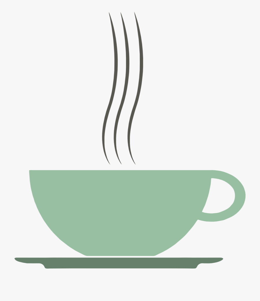 Free Clipart Coffee Cup Steaming - Tea Cups Vector Png, Transparent Clipart