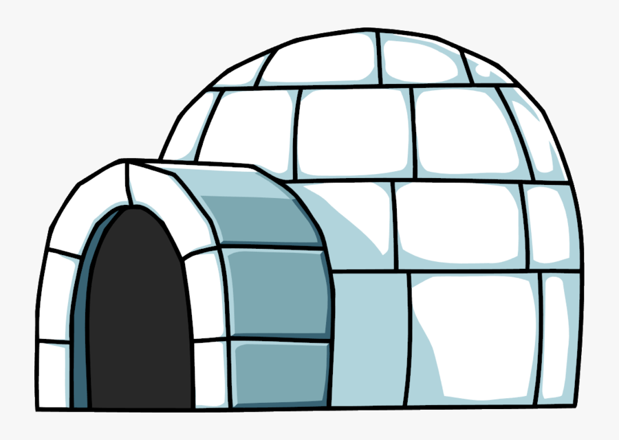 Igloo Png, Transparent Clipart