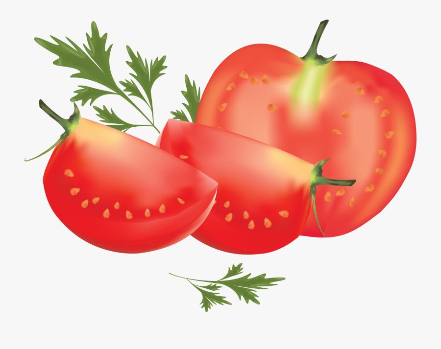 Transparent Background Clipart Tomato, Transparent Clipart