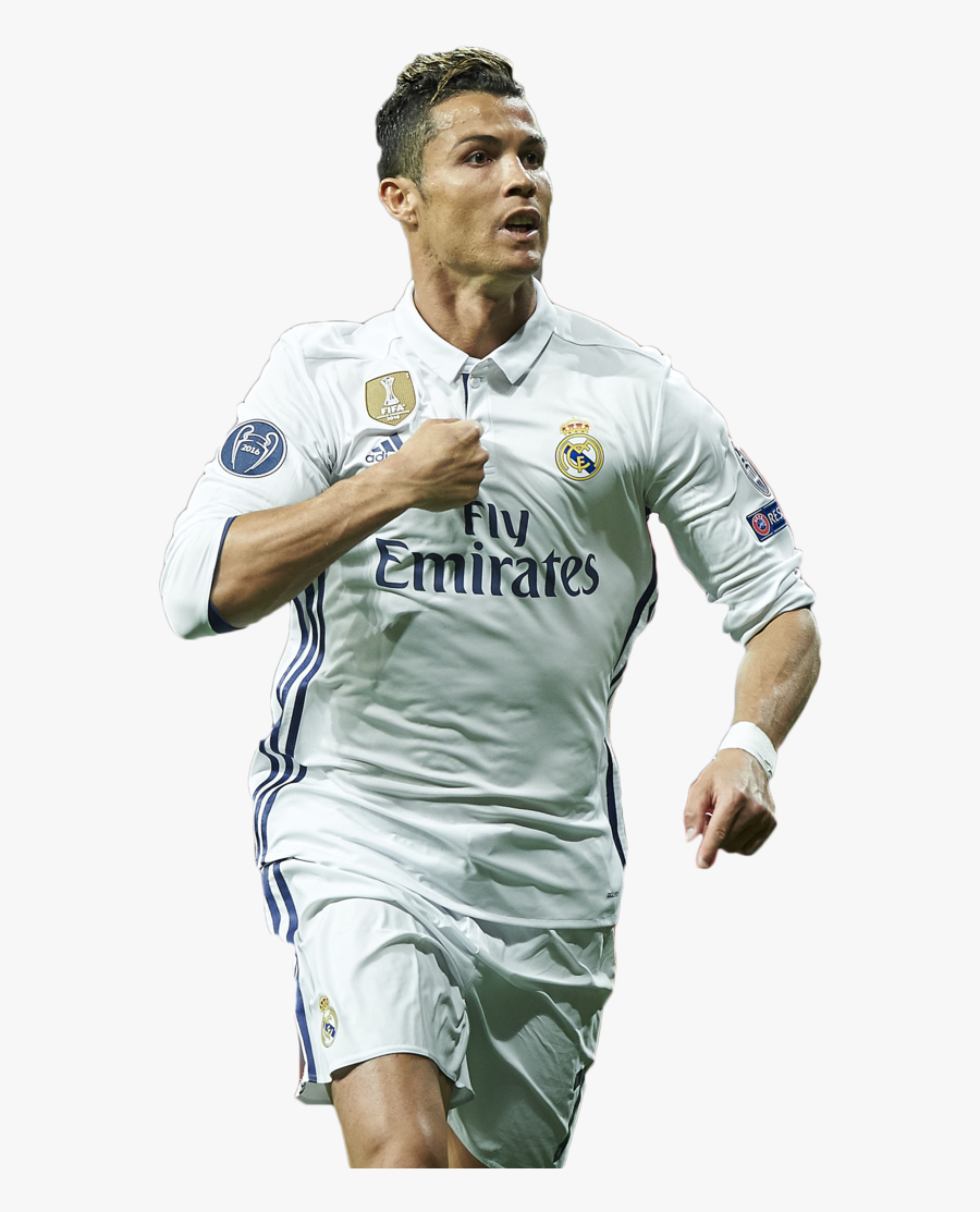 Cristiano Ronaldo Png Real Madrid Free Transparent Clipart Clipartkey