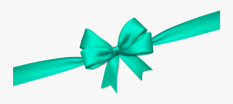 Gift Wrap Bow Tie Diy Bow Tie Gift Wrap Bow X Free - Gift Bow Png Green, Transparent Clipart
