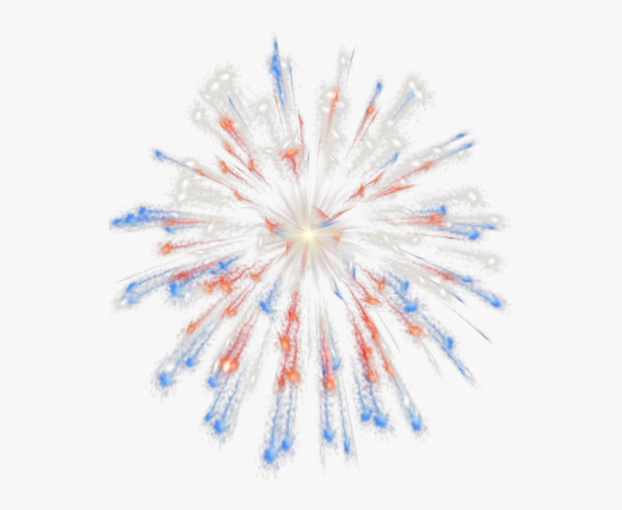 Fireworks Independence Day - 4th Of July Fireworks Png, Transparent Clipart