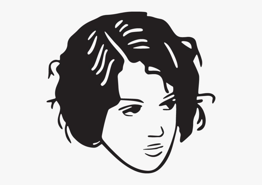 Hair Clip Art, Transparent Clipart