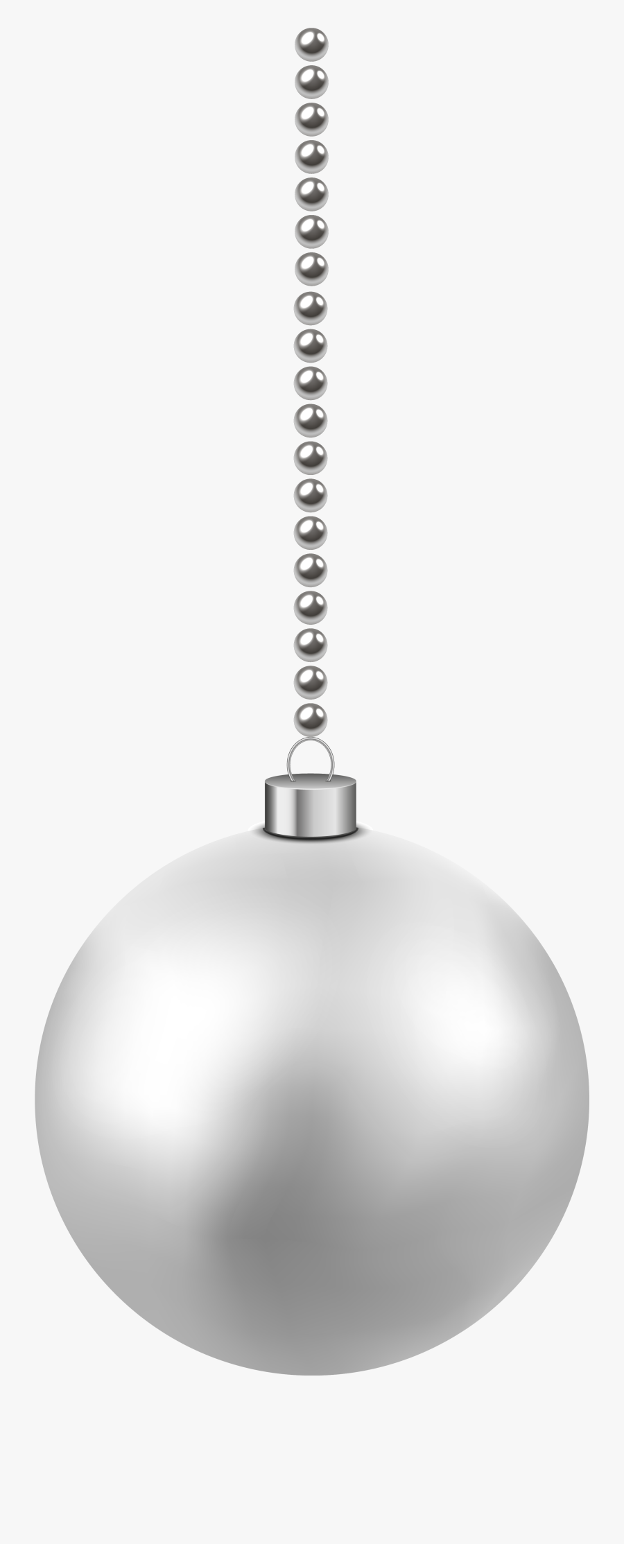 Antique Camera Clipart - White Christmas Ball Png, Transparent Clipart