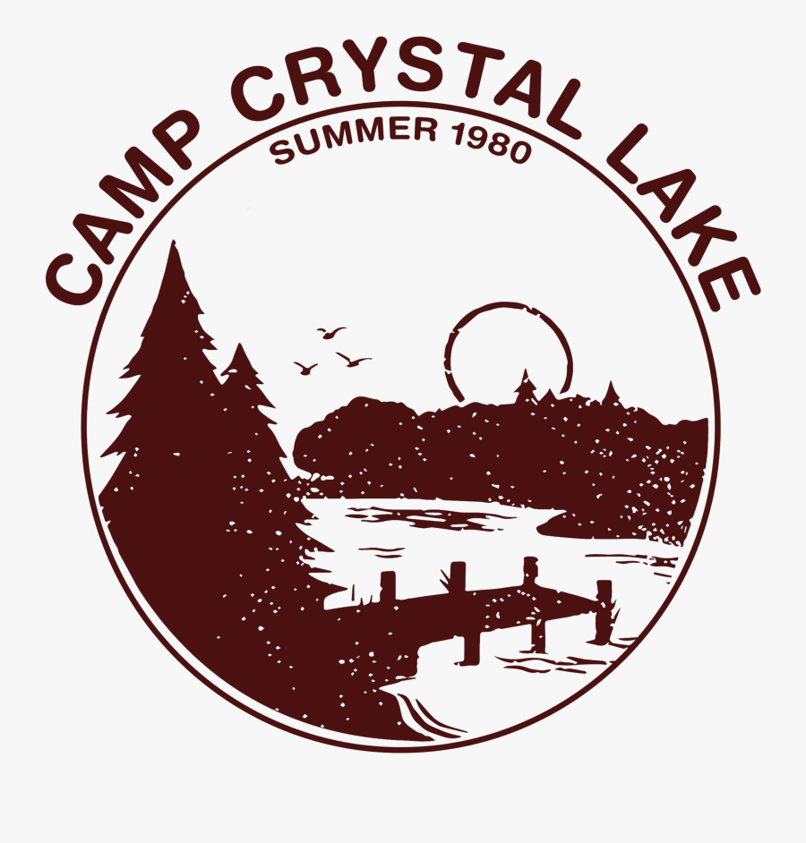 1980 Camp Crystal Lake Counselor, Transparent Clipart