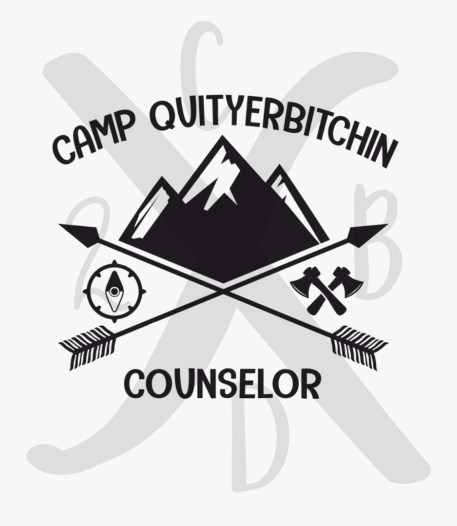 Campquityerbitchinpng, Transparent Clipart