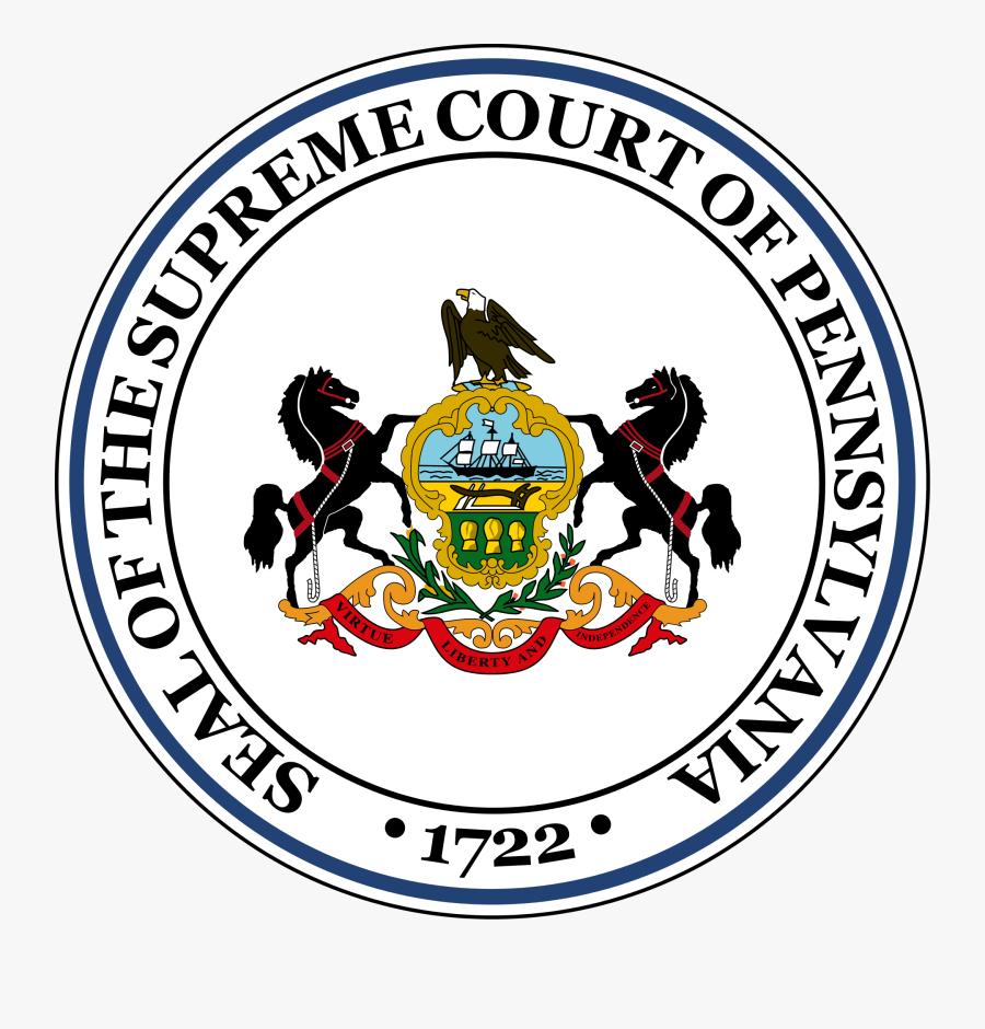 Criminal Clipart Justice Supreme Court - Supreme Court Of Pennsylvania, Transparent Clipart