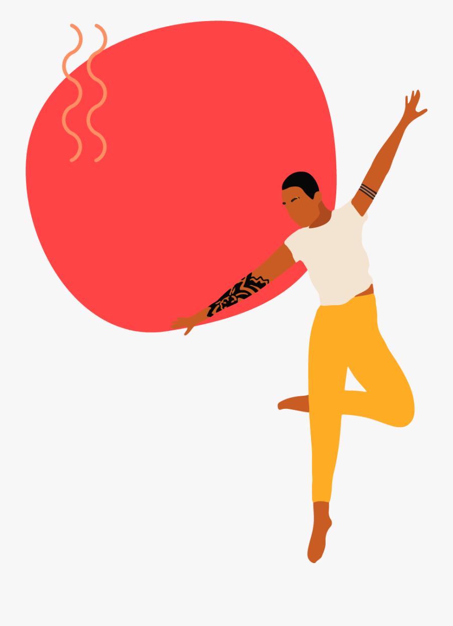 Dgaw-dancer - Illustration, Transparent Clipart